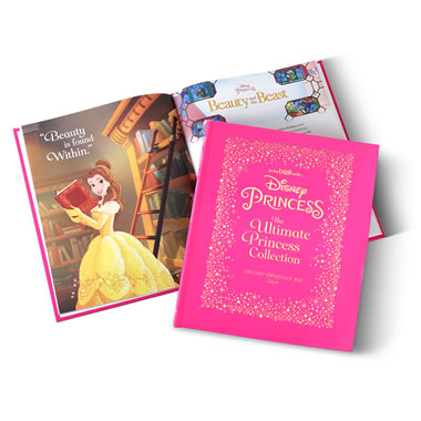 Disney Princess Personalized Book