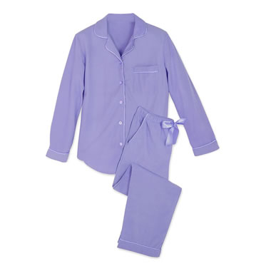 The Lady's Ultralight Flannel Pajamas