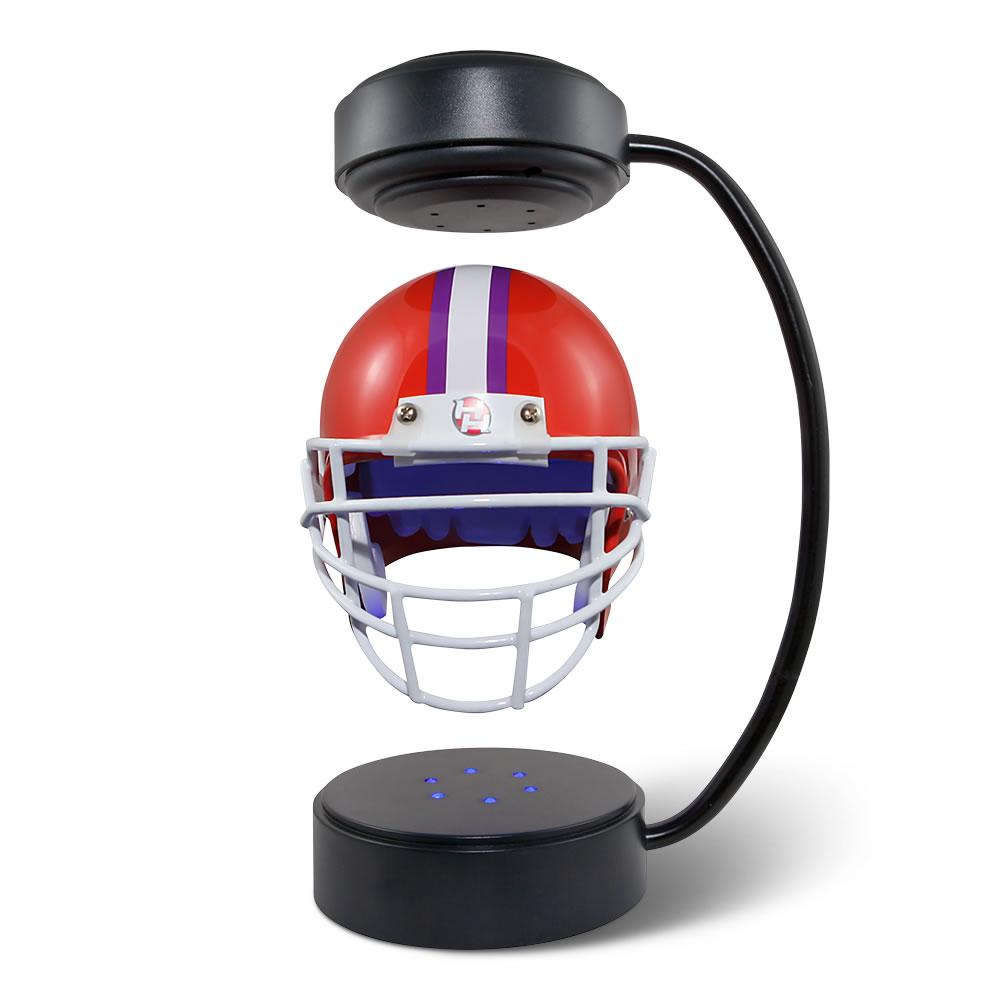 bdbd27e1b The Levitating Football Helmet (NCAA) - Hammacher Schlemmer
