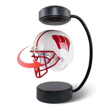 The Levitating Football Helmet (NCAA)