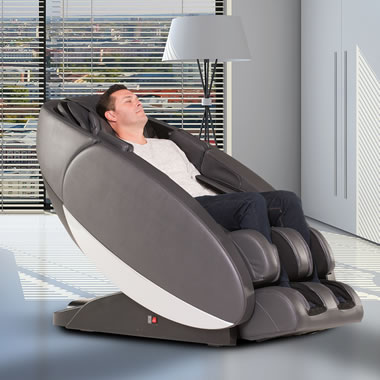 World's Most Versatile Massage Chair