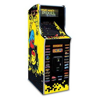 The Authentic Pac-Man Arcade