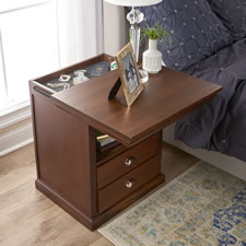 The Concealed Drawer Furniture (Nightstand)
