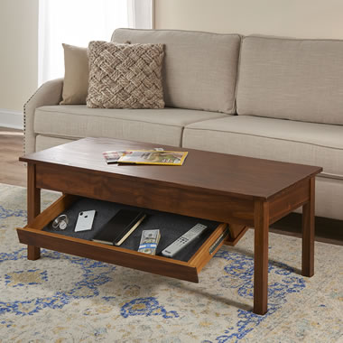 The Concealed Drawer Furniture (Coffee Table)