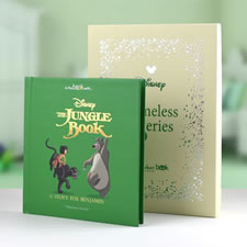The Personalized Disney Jungle Book