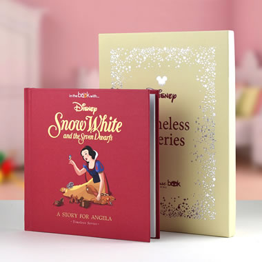 The Personalized Disney Snow White Book