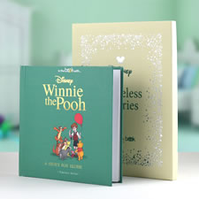 The Personalized Disney Winnie The Pooh Book