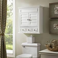 The Bathroom Wall Cabinet
