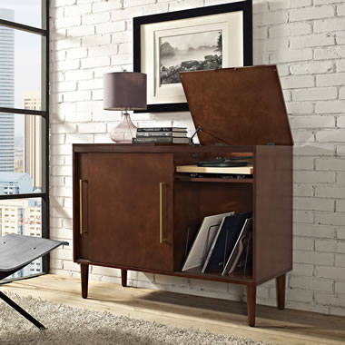 The LP Storage Media Console