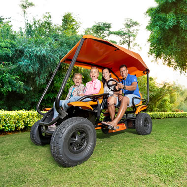 The All Terrain Touring Cart