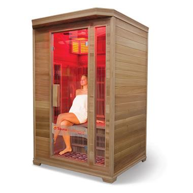 The Luxury Infrared Sauna