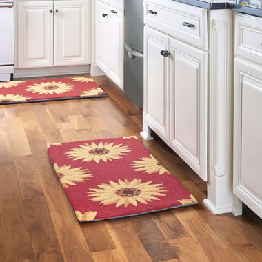 The Decorative Comfort Kitchen Mat (20