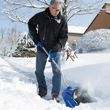 The Hybrid Electric Snow Shovel