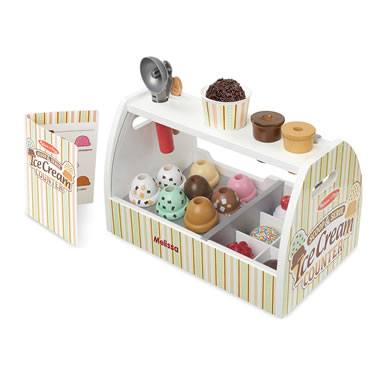 The Personalized Scoop And Serve Ice Cream Shop