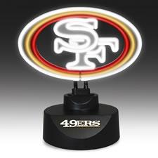 The Fan's Neon Team Symbol (NFL)