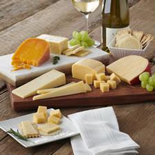 The Award Winning Artisanal Cheeses
