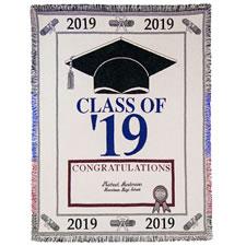 The Graduate's Woven Throw (2019)