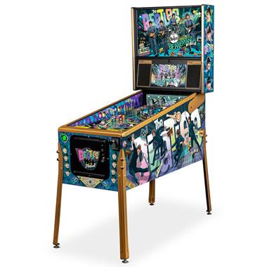The Beatles Pinball Machine
