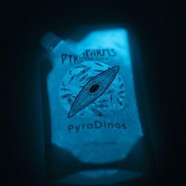 Bio-Luminescent Extra Dinos