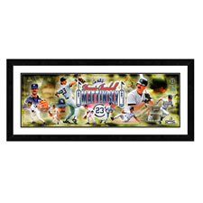 The Don Mattingly Autographed Photo Collage