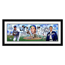 The Sandy Koufax Autographed Photo Collage