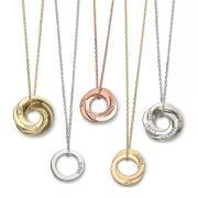 http://www.hammacher.com - The Personalized Keepsake Necklace 79.95 USD