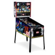 http://www.hammacher.com - The Official Star Wars Pinball Machine 4500.00 USD