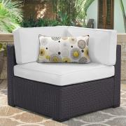 http://www.hammacher.com - The Reversible Outdoor Patio Furniture Pillow (Lumbar) 24.95 USD