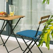 http://www.hammacher.com - The Reversible Outdoor Patio Furniture Cushion (Set of Two – Bistro) 27.95 USD