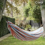 http://www.hammacher.com - The Reversible Outdoor Hammock 99.95 USD