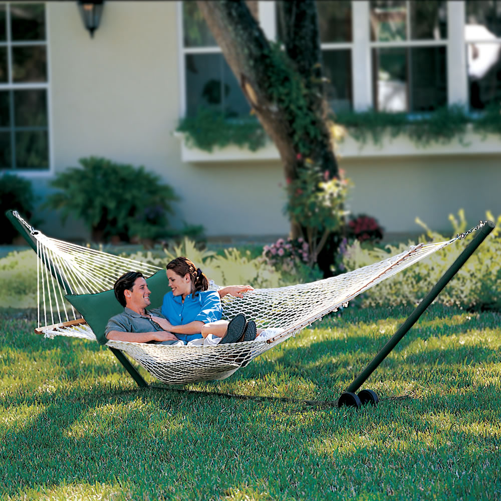 shop chair beige at island com hammock pd rope pawleys lowes