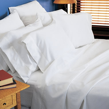 The Best Cotton Sheets-King Flat.