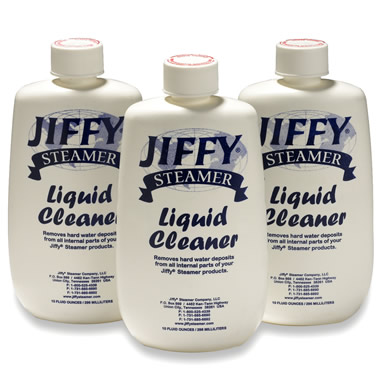 Steamer Liquid Cleaner
