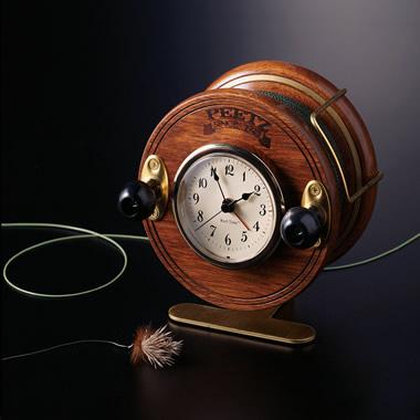 The Fisherman's Alarm Clock.