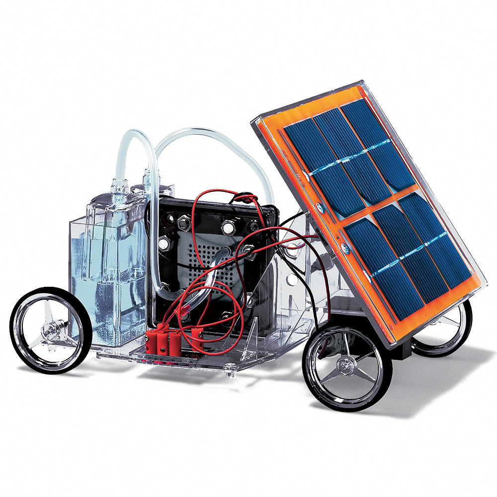 The Fuel Cell Car And Experiment Kit Hammacher Schlemmer