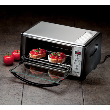 The Even Heat Toaster Oven.