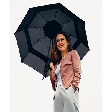 The 44 Inch Arc Auto Open Wind-Defying Umbrella.