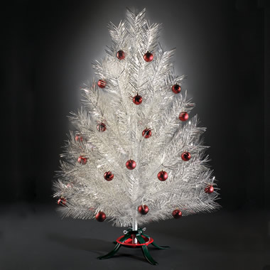 The Classic Aluminum Christmas Tree (7 Foot).