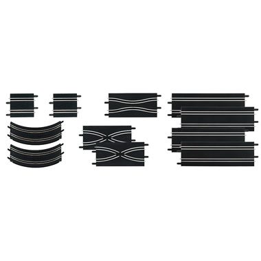 Track Extension Set for the Carrera Slot Car Race Set