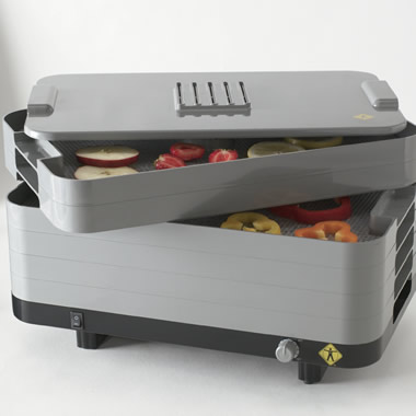 The Commercial-Grade Food Dehydrator.