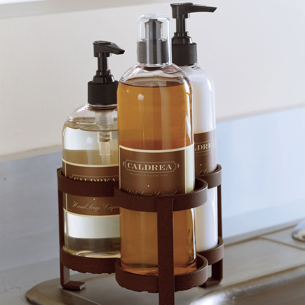 The All Natural Dish Soap And Hand Lotion Set Hammacher Schlemmer