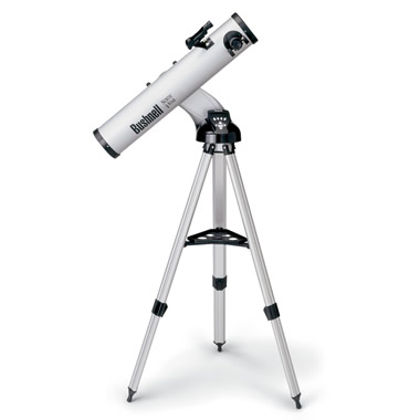 The Astronomy Lesson Telescope.