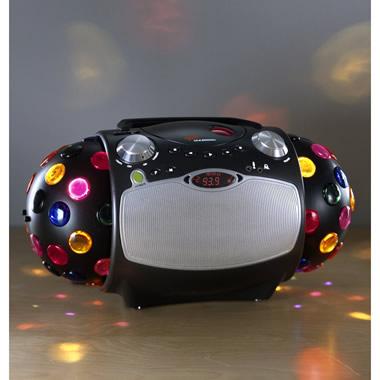 The Disco Karaoke Entertainment System.