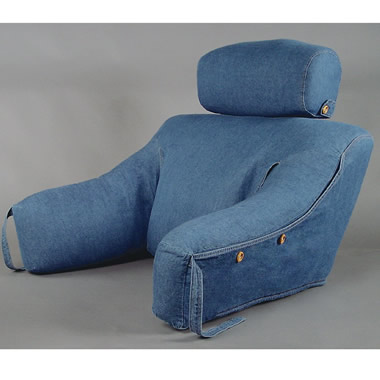 The Denim Bed Lounger.