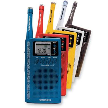 The Five Ounce World Radio.