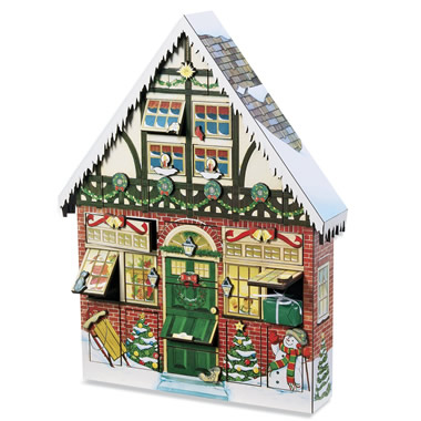 The Christmas House Advent Calendar