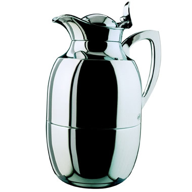 The Alfi-Zitzmann One Liter Thermal Carafe.