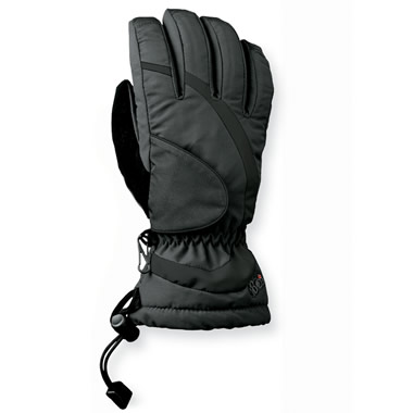 The Exhale Heating System Gloves for Extreme Cold.