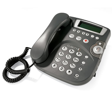 The Clarity Enhancing Telephone.