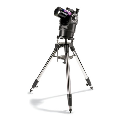 The Easiest Programmable Tabletop Telescope.